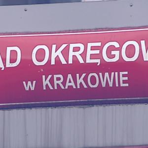 Sąd Okręgowy w Krakowie_zdjęcie