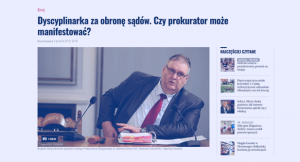 KOSWyborcza_Dyscyplinarka za obronę sądów