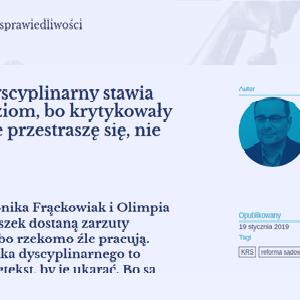 Rzecznik dyscyplinarny_Archiwum Osiatyńskiego_zdjęcie