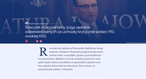 OKO.press_Rzecznik dyscyplinarny ściga sędziów_zdjęcie