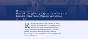 OKO.press_rzecznik dyscyplinarny ściga sędzię z Olsztyna_zdjęcie