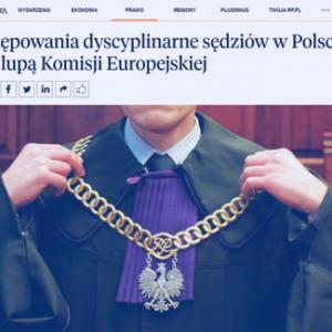 Rzeczpospolita_Postępowanie dyscyplinarne_zdjęcie