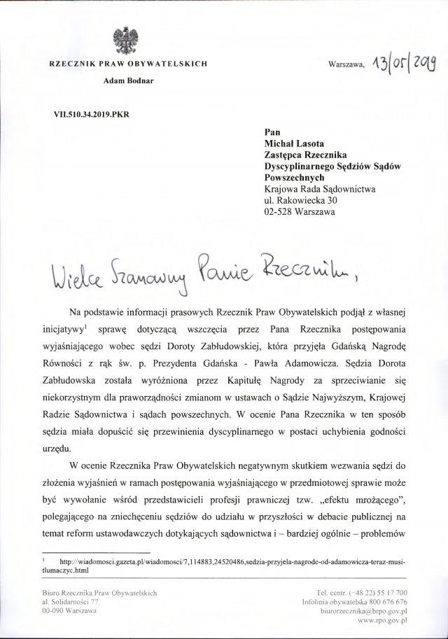 RPO do Lasoty_Zabłudowska