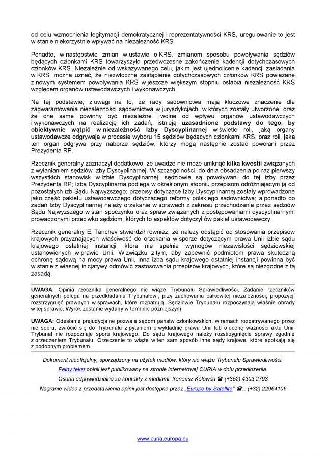 TSUE komunikat IDSN KRS_27.06.2019_3