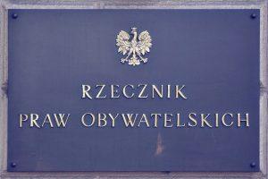 Tablica_Rzecznik_Praw_Obywatelskich_zdjęcie